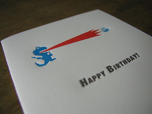 Happy Birthday via Excel form