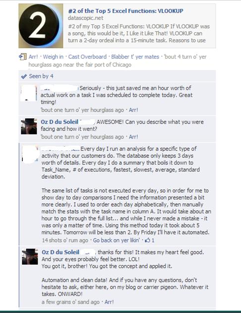 r-VLOOKUP testimonial screenshot