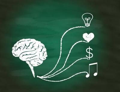 brain as a data management tool