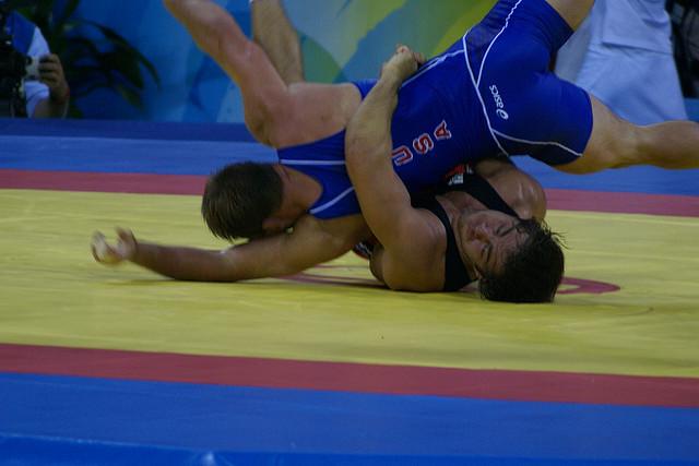 olympic wrestling2