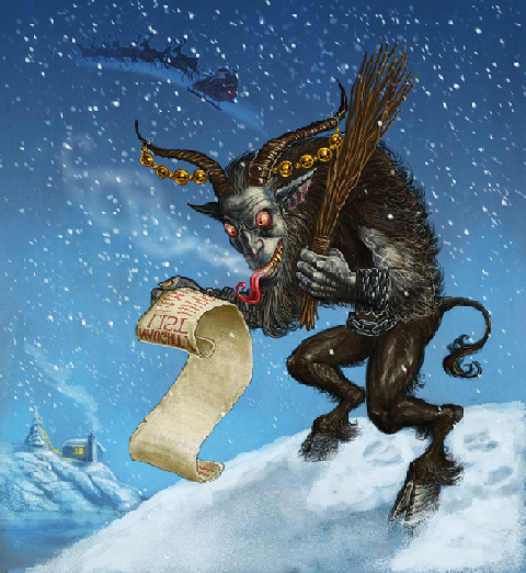 Krampus_by_Hungrysparrow -sm