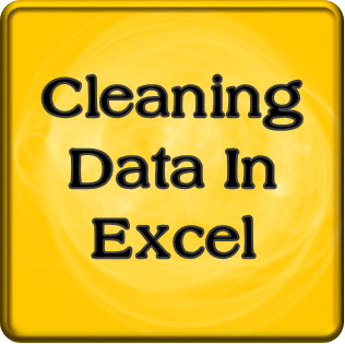 cleaning data